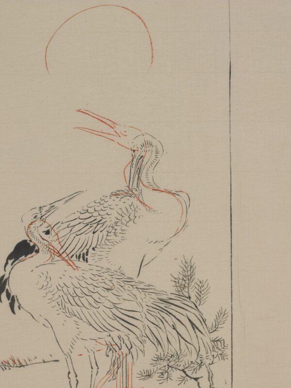Cranes Kazunori Ishibashi