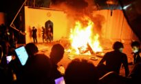 Iraqi Forces Shoot Down Protesters After Iranian Consulate Torched