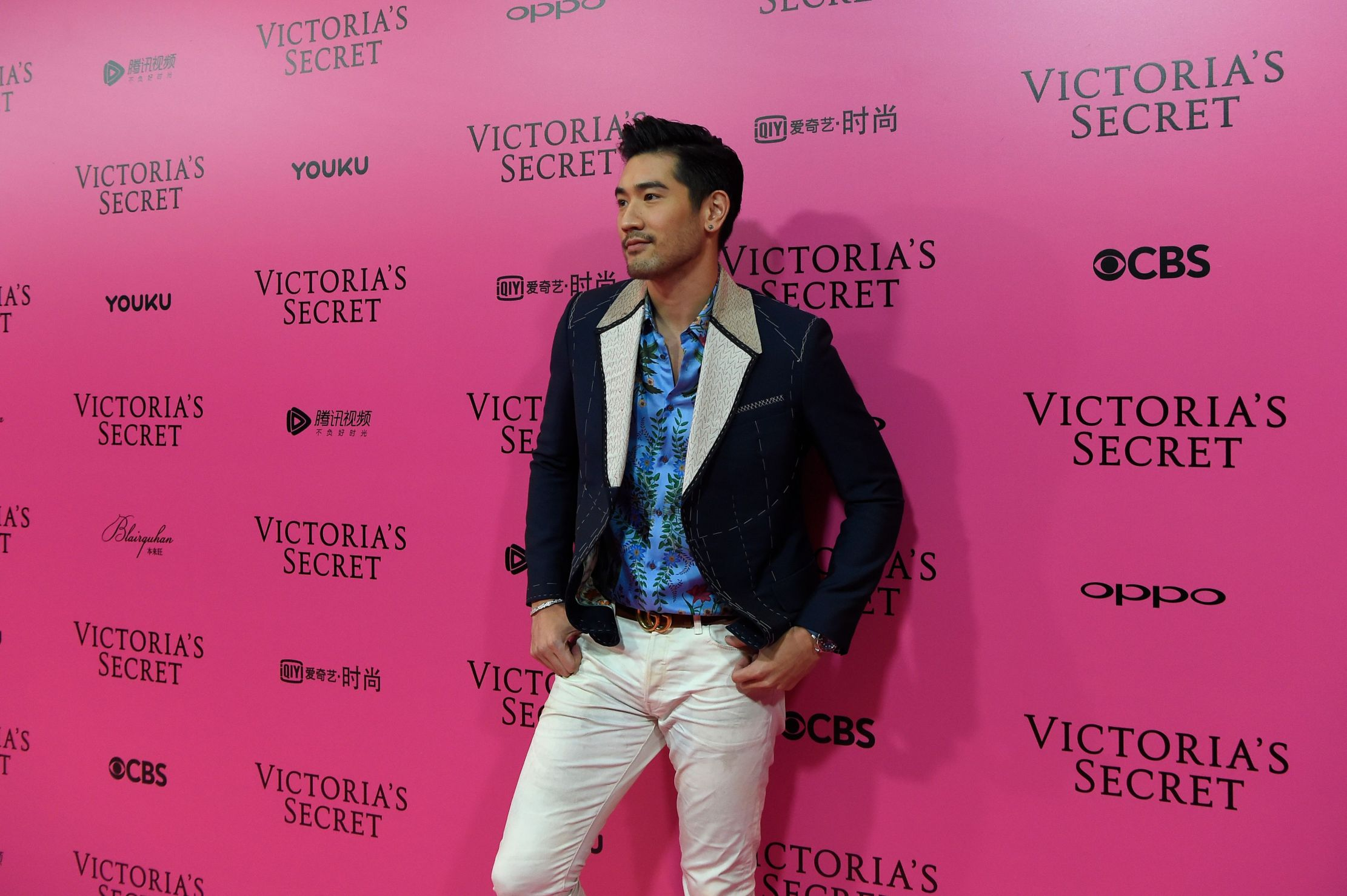 Actor Godfrey Gao, 35, Dies After Collapsing on TV Show Set