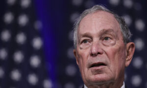 Bloomberg's Campaign Manager Says Impeachment Inquiry is Making Trump's Reelection 'More Likely'