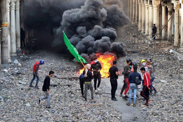 Iraq protests 1