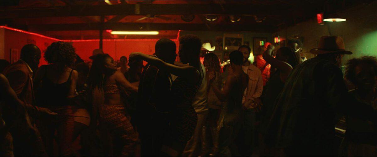 a blues bar dancefloor