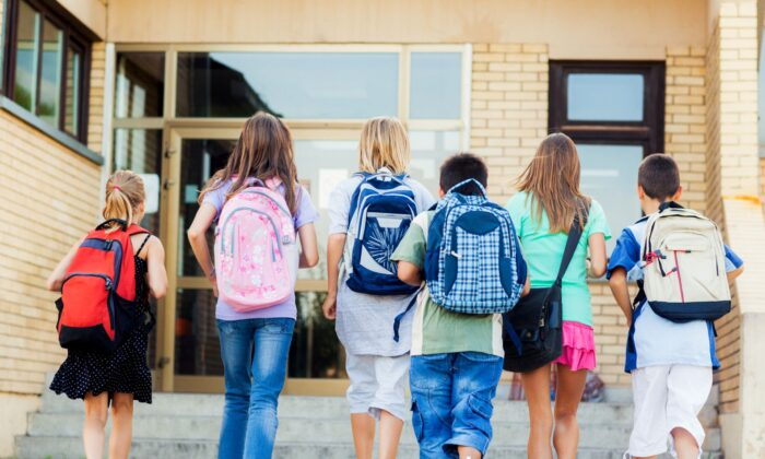 Whether a public school can require children to participate in a spiritual ceremony or ritual that invokes the supernatural is one of the questions the B.C. Supreme Court is pondering after a Vancouver Island classroom was smudged. (LStockStudio/Shutterstock)