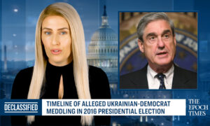Timeline of Alleged Democrat-Ukrainian Meddling in 2016 Election