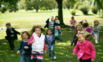 Children in Child Care Aren't Getting Enough Physical Activity
