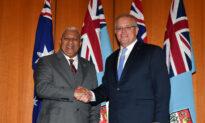 Australian Defense Task Group Visits Fiji as Part of Australia's 'Pacific Step-Up'