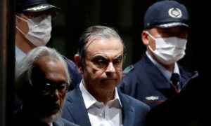 Japanese Officials Break Silence on Carlos Ghosn Bail Jump Escapade