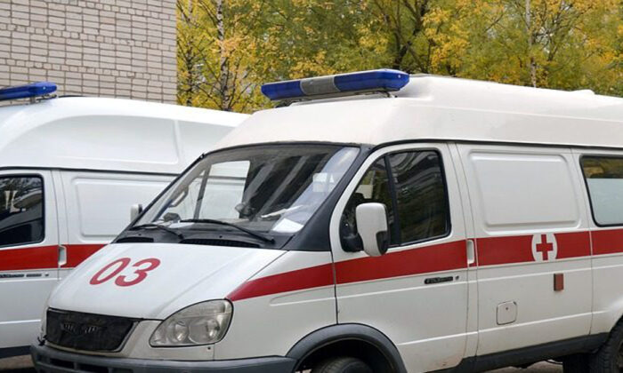 Stock photo of ambulance. (Carl Ballou/Shutterstock)