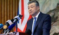 Chinese Ambassador to UK Claims China Has No Political Prisoners