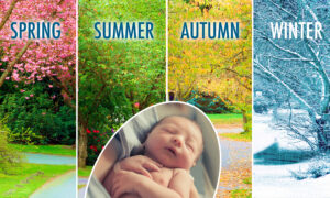 What Season You Were Born in Affects Your Health and Well-being, According to Science