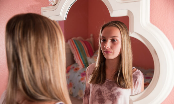 Sometimes the biggest bully can be the one in the mirror. (Shutterstock)