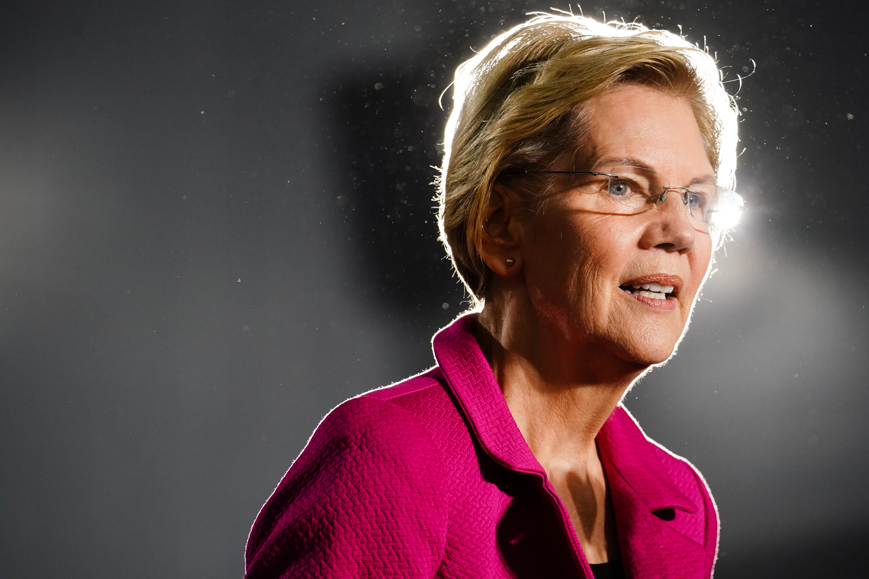 Warren: 'I Want to Get Rid Of' Electoral College