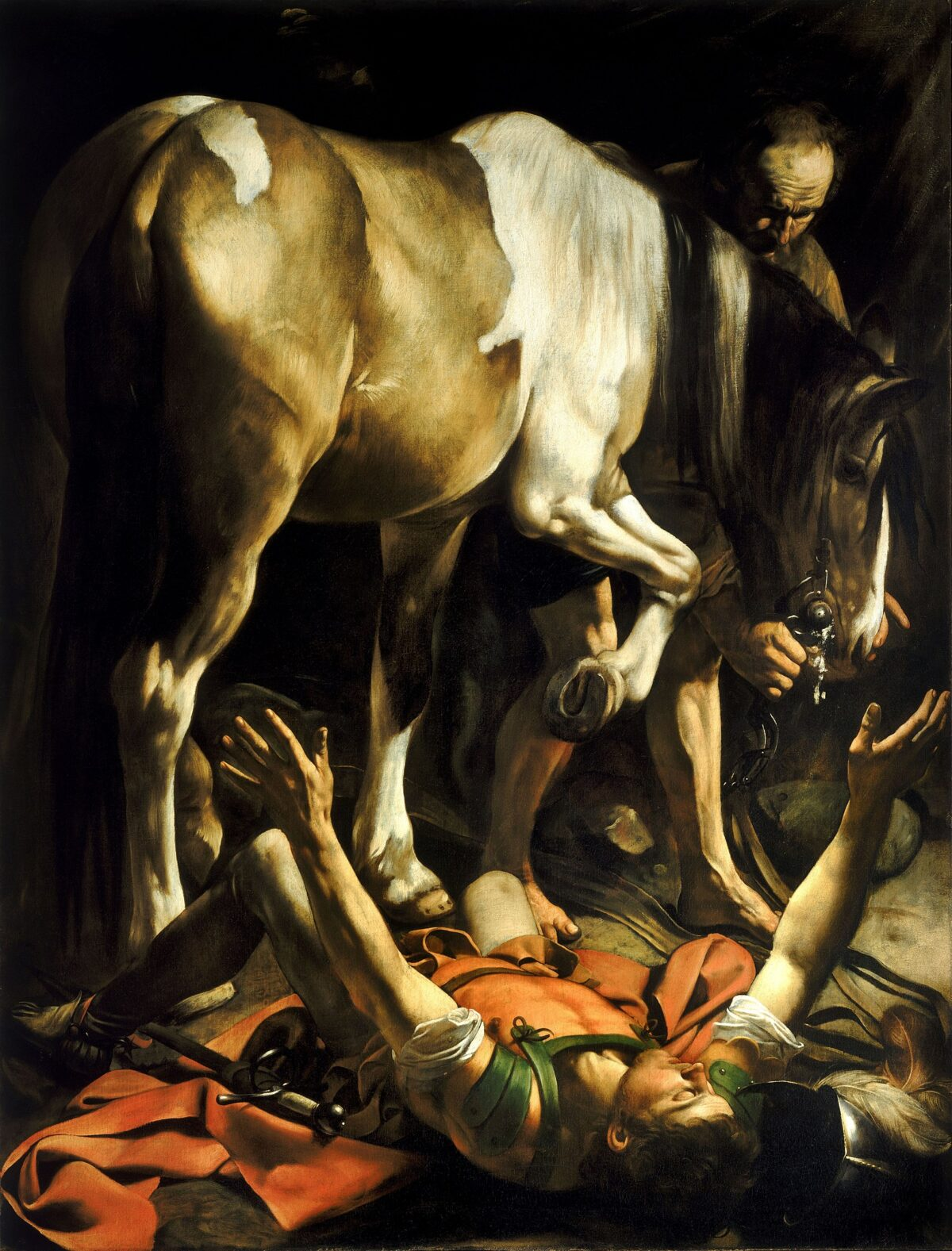Conversion_on_the_Way_to_Damascus by Caravaggio