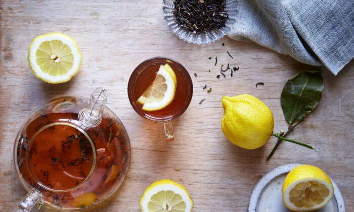 Cold brew tea. (Nassima Rothacker)