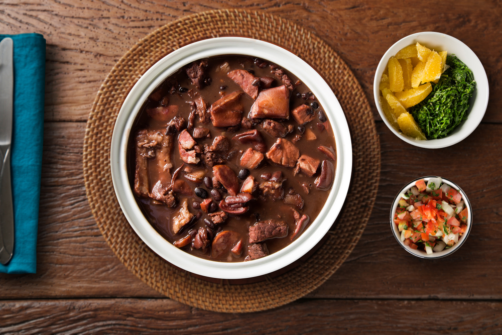 Beans and Pork, Brazilian Style