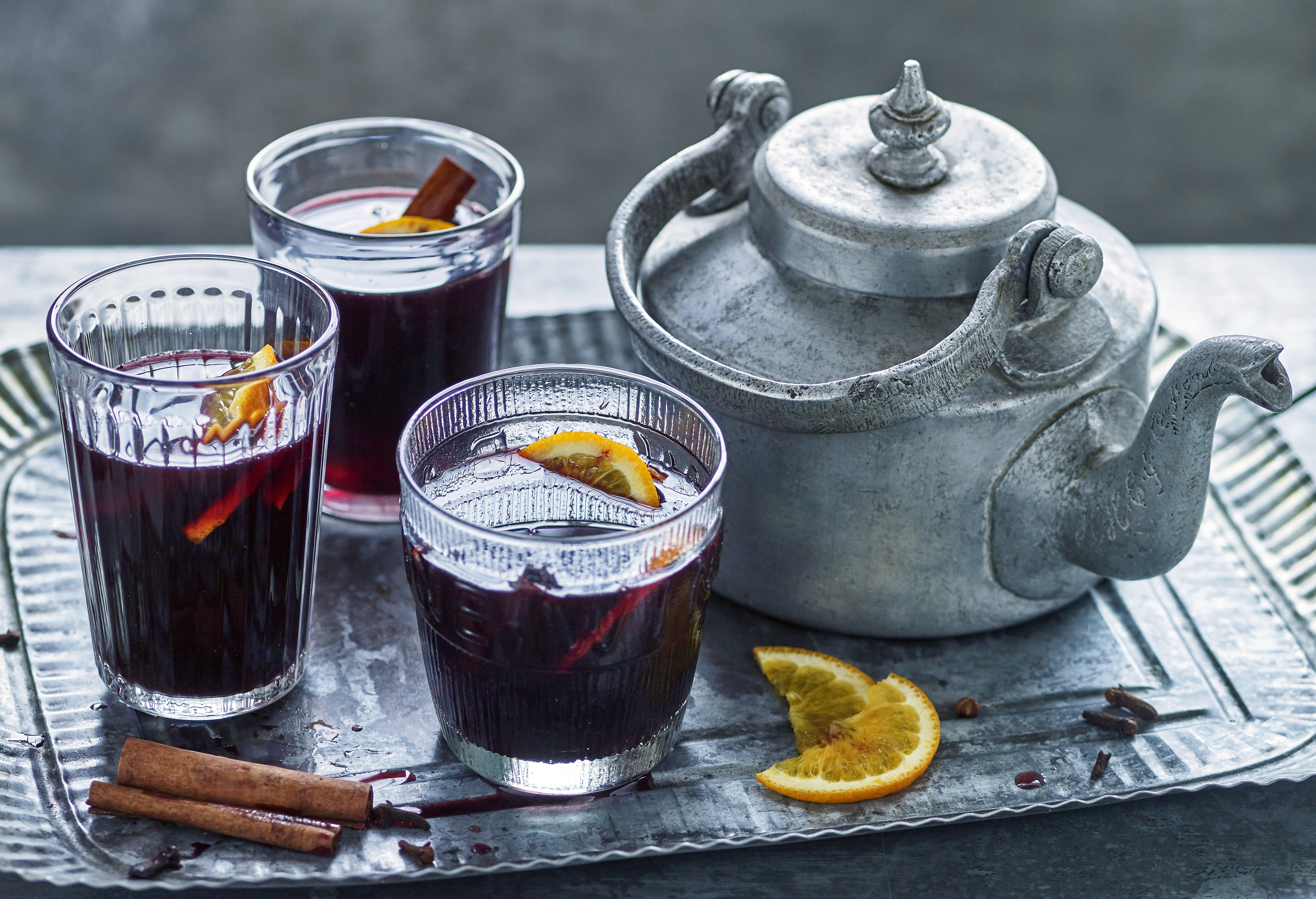 Mulled 'Wine'