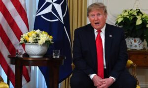 Trump: Press Needs to Get Inside Iran as Regime Slaughters 'Thousands' of Protesters