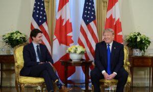 Trump, Trudeau Eager to Ratify New NAFTA
