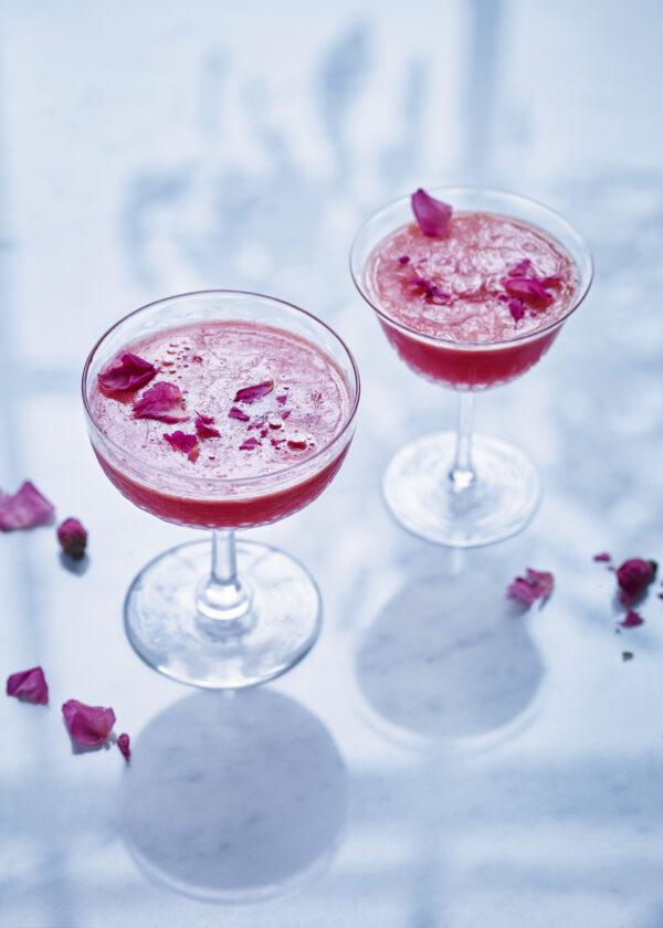 Hibiscus and Rose Cosmopolitan