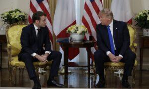 Trump Offers Macron ISIS Terrorists