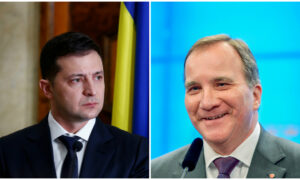 Ahead of Normandy Summit, EU and Sweden Support Ukraine's Efforts to Restore Peace in Donbas and Crimea
