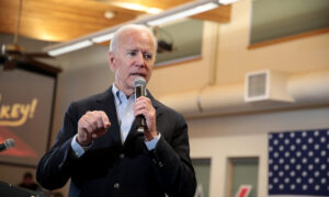 Biden Campaign Denies Report He Only Wants One Term as President