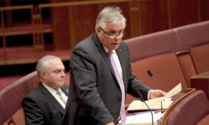 Australian Senator Wants Chinese Diplomats Kicked Out