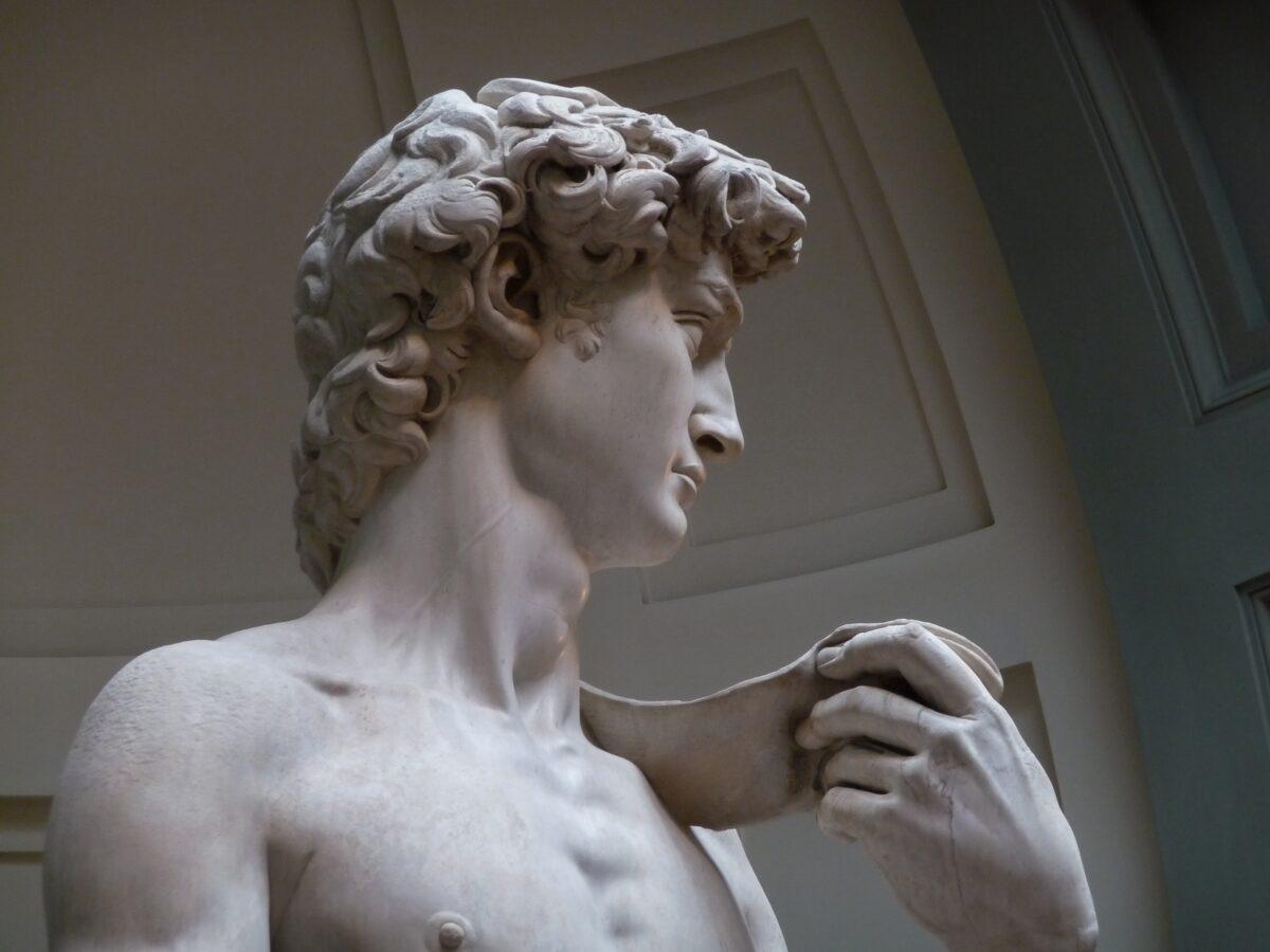 David_by_Michelangelo_