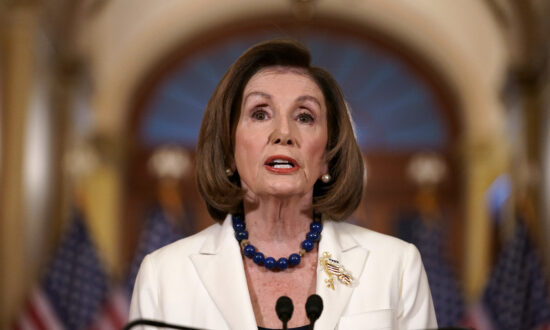 Pelosi Says She Won't Pressure Moderate Democrats to Back Impeachment