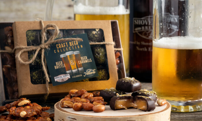 Hilliards Chocolates Craft Beer Collection. (Courtesy of Hilliards Chocolates)