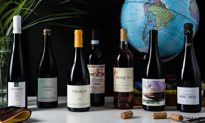 The Grand Tour Wine Club. (Courtesy of Verve Wine)