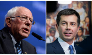 Buttigieg, Sanders Lead Iowa Democratic Caucus: Partial Results