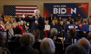 Joe Biden Says He Wouldn't Voluntarily Appear in Impeachment Trial