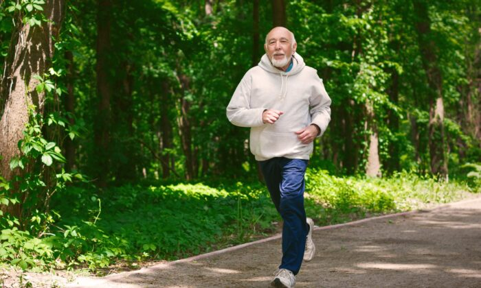 Healthy genes can protect many people against dementia, but poor physical fitness can negate that benefit, new research suggests. (Prostock-studio/Shutterstock)