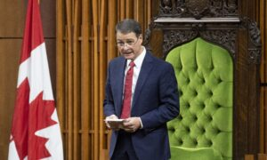 Liberal MP Anthony Rota Beats Out Regan to Become Speaker in Minority Parliament