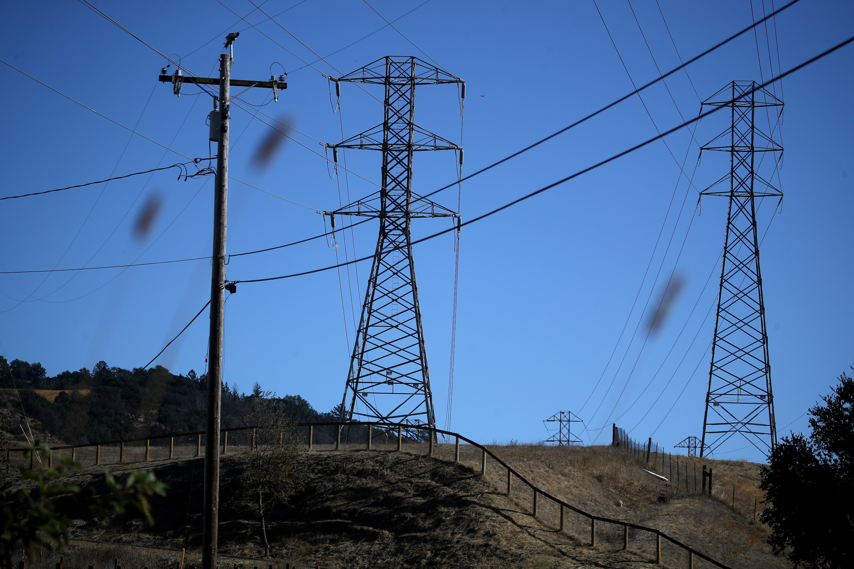 Some Small Towns Received Electricity From Microgrids During Power Shutoffs