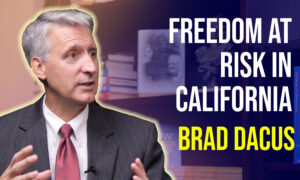 California Insider: Interview With Brad Dacus About Defending Freedoms