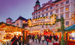 Holiday Magic: A Christmas River Cruise in Germany