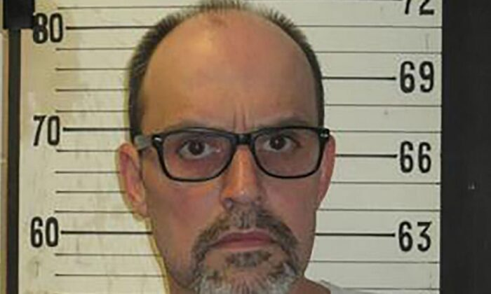Lee Hall in a prison photo. (Tennessee Department of Correction via AP)