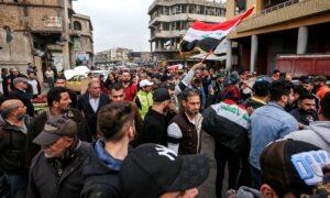 Trump Admin Sanctions Leaders of Iran-Backed Militias For Killing Iraqi Protesters