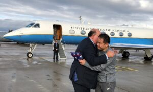 Iran Frees American Student Xiyue Wang After 3 Years in Detention