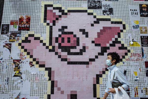 hong kong lihkg lennon wall