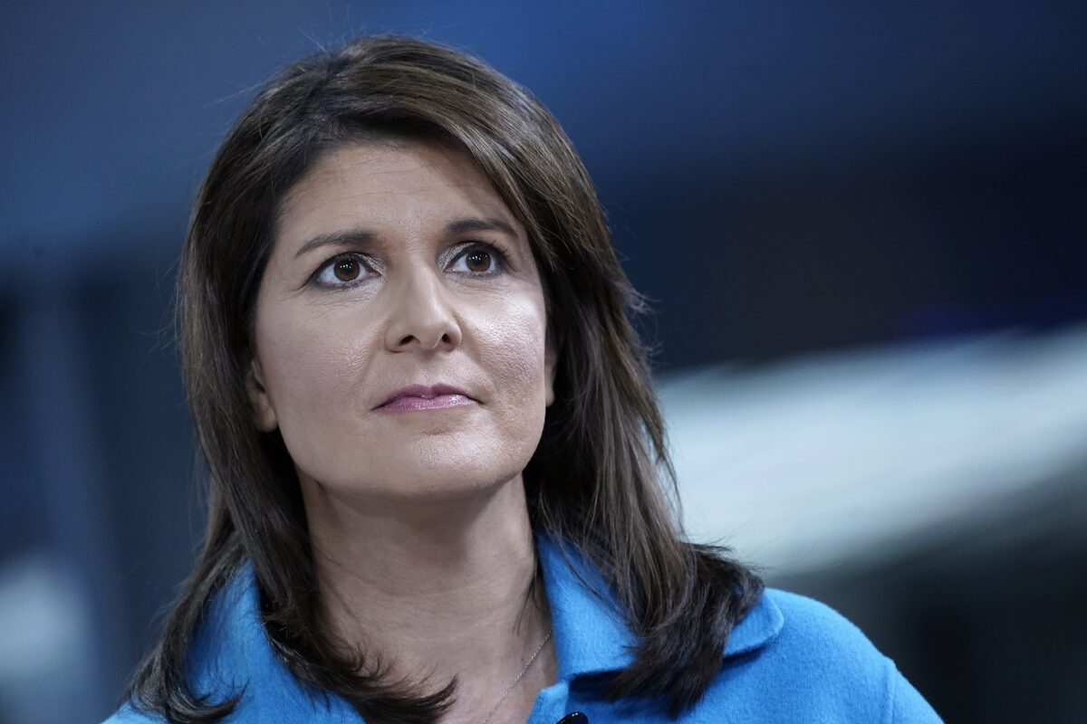 Nikki Haley Suggests She Was Smeared After Uproar About ...