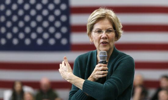 Warren Weighs In on Trump Facebook Ban: 'They're Acting Like They're Bigger Than Government'