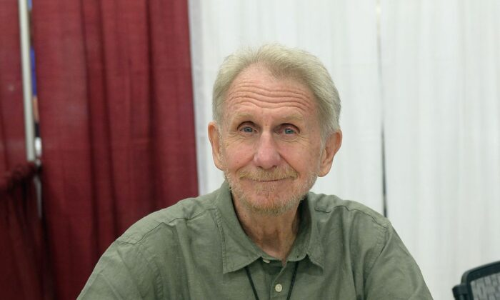Rene Auberjonois  attends Florida Supercon in Miami, Fla., on July 1, 2016. (Photo by Gustavo Caballero/Getty Images)