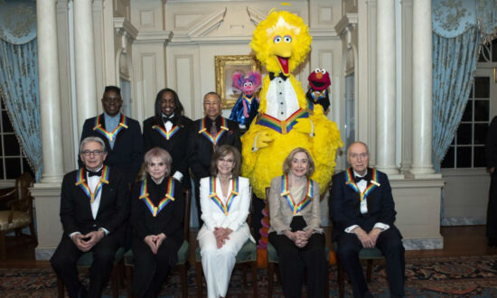 Sally Field, Linda Ronstadt, Earth Wind & Fire, and Sesame Street Celebrated at Kennedy Center