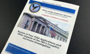 Number of FISA Warrants Dropped to Lowest on Record in 2019