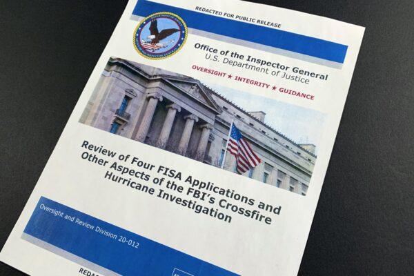 FISA report