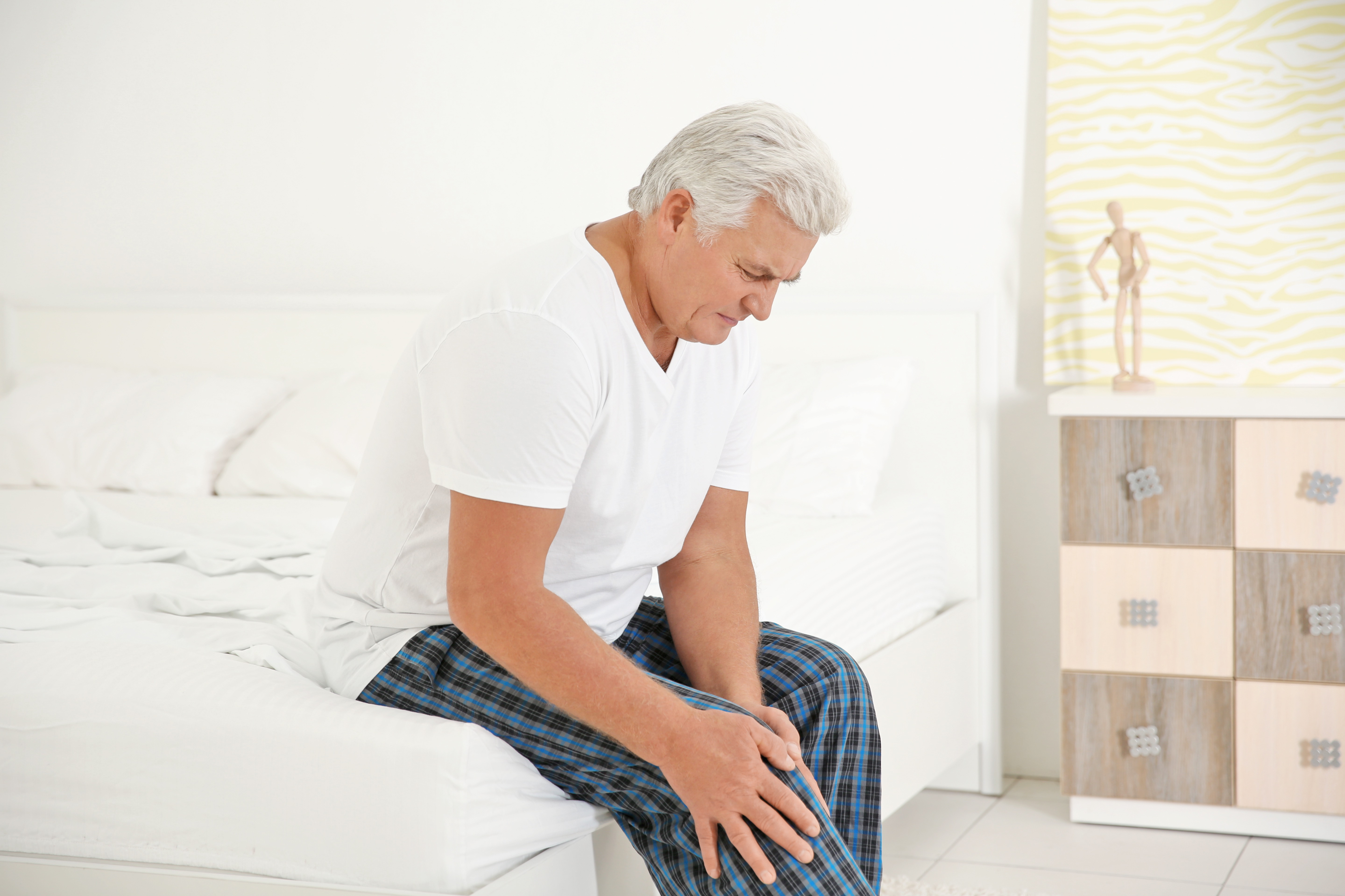 Keep Blood Flowing to Alleviate Leg Pain