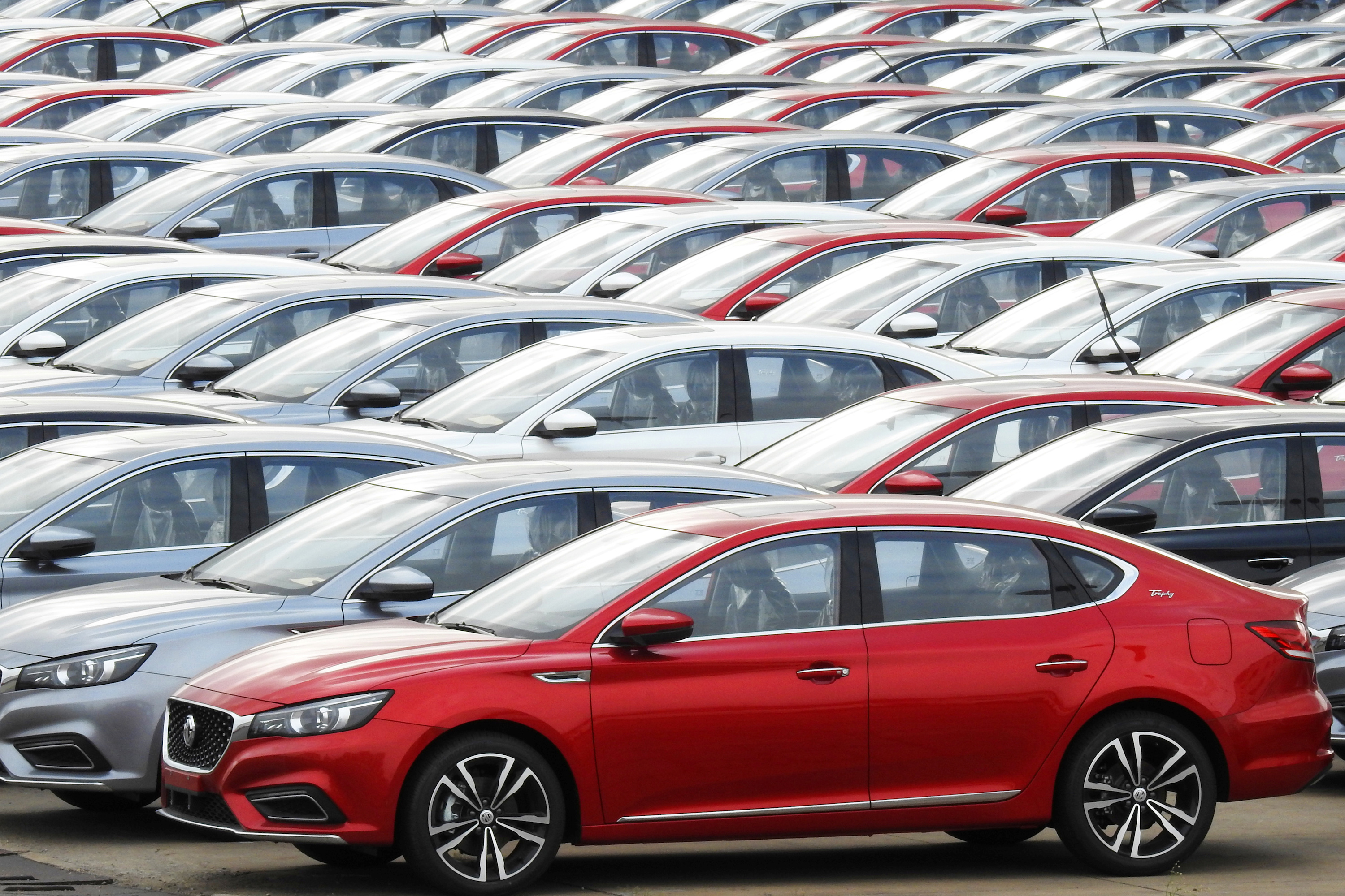 China Auto Sales Drop for 17th Straight Month in November